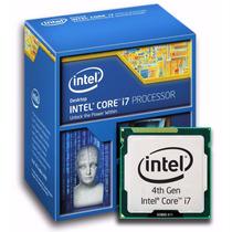 Micro Procesador Intel Haswell S1150 Core I7 4790 Local Cba!