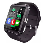 Smartwatch Reloj Inteligente Celular U8 Android Apple iPhone Deportes Newvision