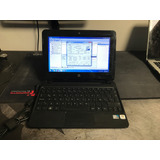 Netbook Hp Mini 110 Portatil Ssd 120gb 2gb Ddr2 Wifi Outlet