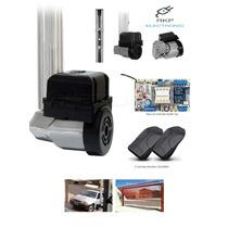 Motor Basculante Ppa (levadizo) Nuevo De 1/4 Hp Kit Completo