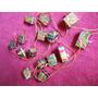 Guirnalda, Guía C/paquetitos Para Adornar Árbol De Navidad