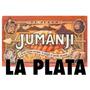 Jumanji Juego Jungla Selva Original Toyco Película La Plata
