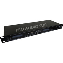 Reproductor Doble Mp3 Gbr Control 4 Usb Sd Controlador Dj