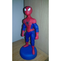 Adorno Hombre Araña. Spiderman En Porcelana Fria