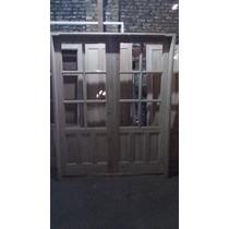 Busca Puerta Madera Vidrio Repartido Con Los Mejores Precios Del