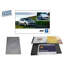 Manual De Usuario Peugeot 307 Con Carpeta Original