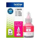 Tinta Brother Bt5001 Magenta Original Dcp T300 Dcp T500w