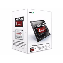 Microprocesador Amd Apu A4 6300 3.9ghz Dual Core Fm2+