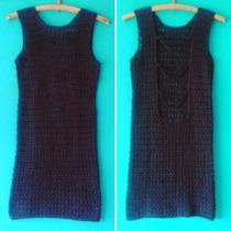 Tejidos Artesanales A Crochet: Minivestido!!