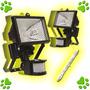 Proyector Reflector 500w C/ Sensor De Movimiento + Lampara