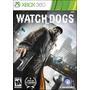 Xbox 360 Watch Dogs Nuevo - Sellado - En Pilar