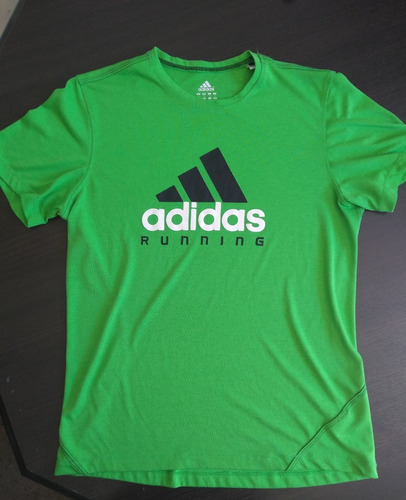 Remera adidas Running Verde Unisex en venta en Río Negro por sólo ... 026828d88f0