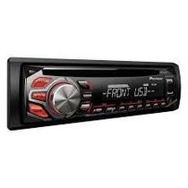 Stereo Pioneer Deh-x1750 Usb Cd Mp3 Control Envio Gratis