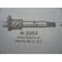 H 2353 Eje Puesta En Marcha Yamaha 50 Cc G.t / 100cc R.x
