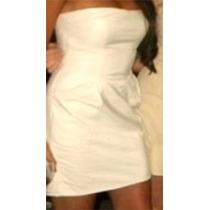 Vestido De Maria Vazquez, Con Solo Un Uso!!