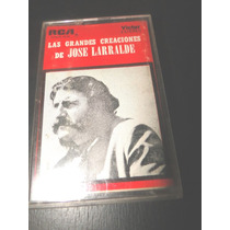 Jose Larralde Las Grandes Creaciones Cassette