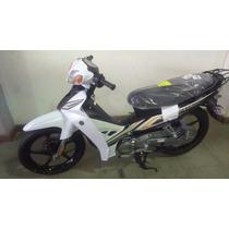 New Crypton Full T110 Entrega Inmediata Yamaha Palermo Bikes