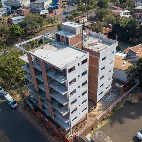 Emprendimiento Disponible Mayo! Dptos En Encarnación, Paraguay. A Estrenar En Cuotas