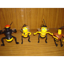 Muñecos De Coleccion Mcdonald`s Bee Movie