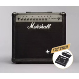 Amplificador Marshall Mg 50 Cfx  50w 1x12 Con Footswich