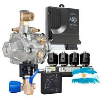 Equipo Gnc 4ta Cuarta Generacion 60 Lts Gas Axis Conversion