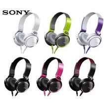 Auriculares Sony Mdr-xb400 Bajos Potenciados