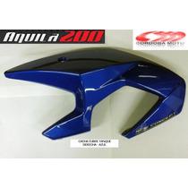 Cubre Tanque, Protector Escape Y Puntera Manubrio Aquila 200