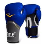 Guantes Boxeo Everlast Kick Boxing Muay Thai Pro Style Elite