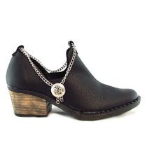 Zapatos Botas Borcegos Charritos Mujer Invierno 2018 Art 292
