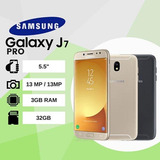 Samsung Galaxy J7 Pro 4g 3gb Ram 13mp 32gb Huella + Vidrio