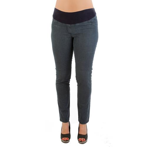 d72d2b363 Pantalón Jean Para Embarazada Faja Cambreada (futura Mamá)  540 ...
