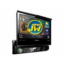 Stereo Pioneer Avh X 7700 Bt Pantalla 7 Dvd Usb Bluetooth