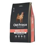 Baires Old Prince Special Recipe Dermadefense Perro Adulto - Todos Los Tamaños - Cordero/arroz - 15 Kg - Bolsa