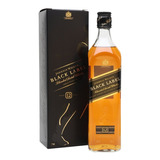 Whisky Johnny Johnnie Walker Black 750ml