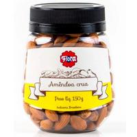 Amendoa Crua 150g - Flora
