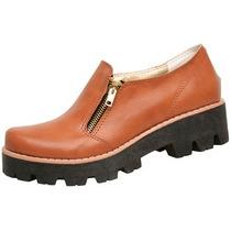 Zapato Dama Con Cierre! Lud900