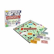 Monopoly Edicion Compacto Juego Finanzas Mas Famoso Hasbro