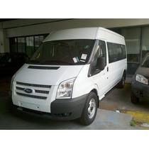 Ford Transit Furgon Corto, Largo, Chasis Y Minibus (ap)