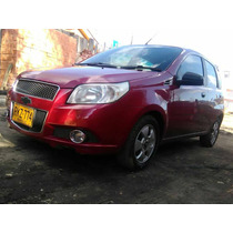 Chevrolet Aveo Emotion 2012 Mt Fe