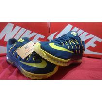 Zapatillas Nike Airmáx 2016 De Boca