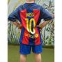 Conjunto Barcelona Kids Nenes Nuevo 2016/2017 Messi