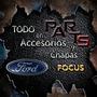 Piso De Baul 5 Pts. Original Ford Focus Y Mas...