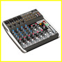 Consola Behringer 12 Canales Xenyx Qx1202 Usb