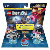 Lego Dimensions Back To The Future 71201 Level Pack