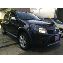 Renault Sandero Stepway Confort 1.6 16v Full Impecable