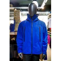 Campera Makalu Stretch Jacket Impermeable Respirable L