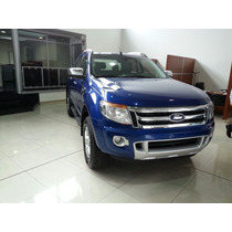 Ford Ranger Limited 2013 0km. Financiada Sin Intereses. (mb)
