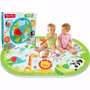 Piso De Goma - Alfombra Anti Golpes Fisher Price Para Bebes