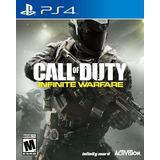 Juego Playstation Call Of Duty Infinite Warfare / Makkax
