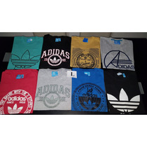 Remeras Adidas Originals Mod 2016 Por Mayor Y Menor